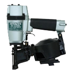 NV45AB2 1 34 Coil Roofing Nailer Side Load